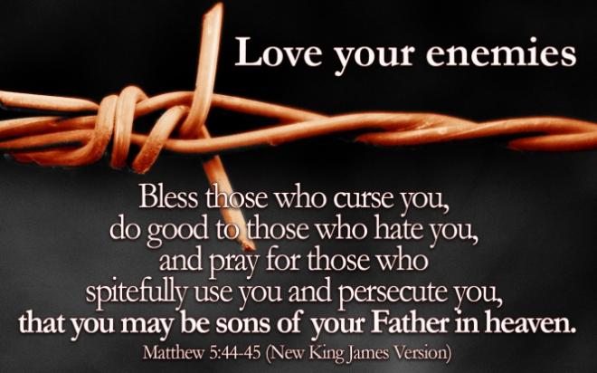 Matthew 5_44-45