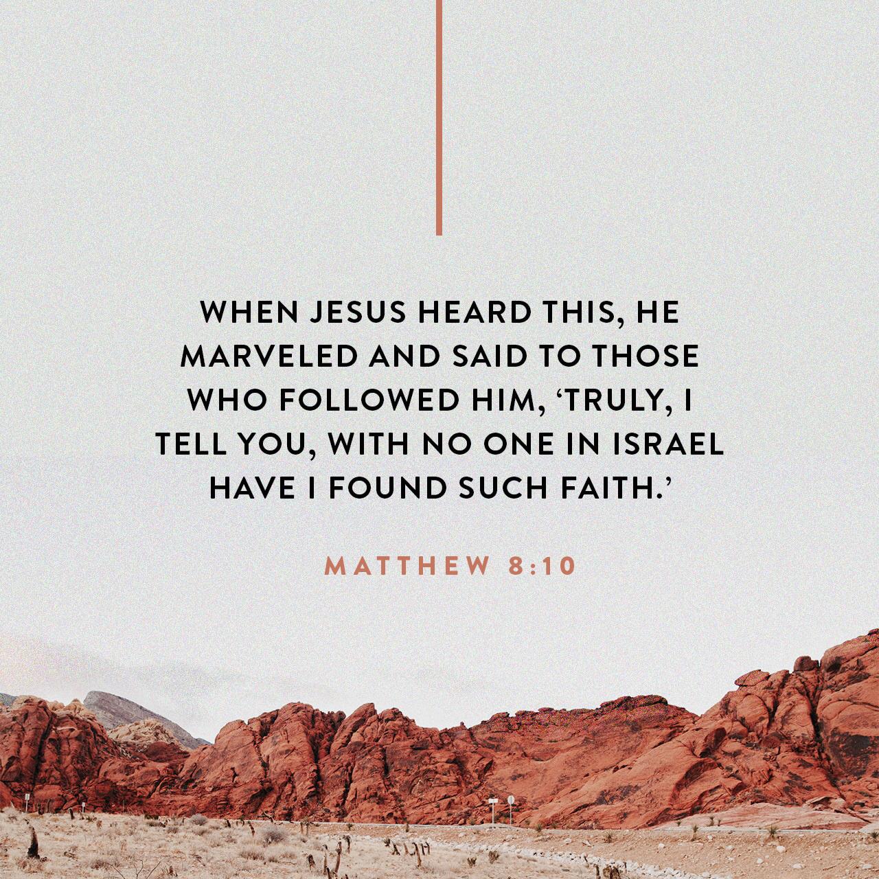 Matthew 8_10