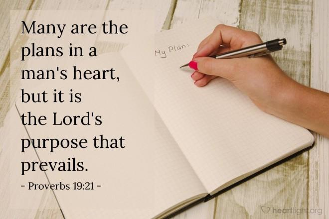 Proverbs 19-21