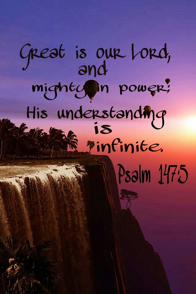 Psalm 147-5