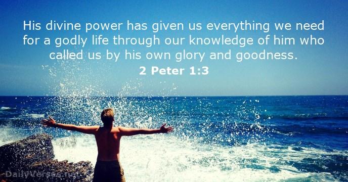2 Peter 1_3
