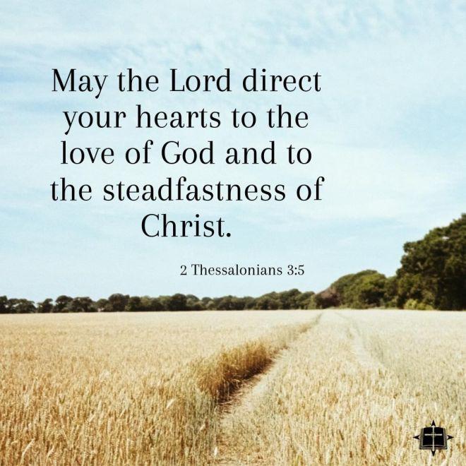 2 Thessalonians 3-5