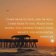 James 4-8