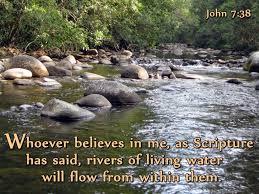 John 7-38