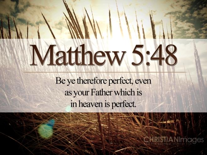 Matthew 5_48