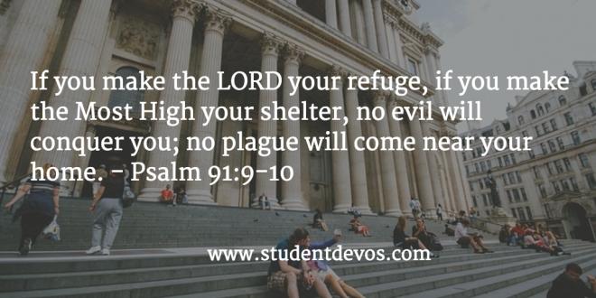 Psalm 91_9-10
