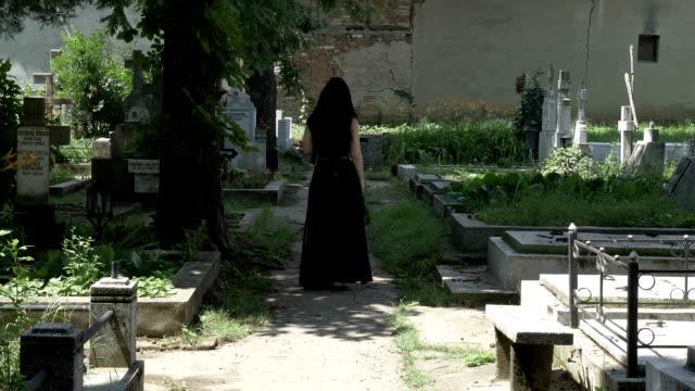 Widowed woman