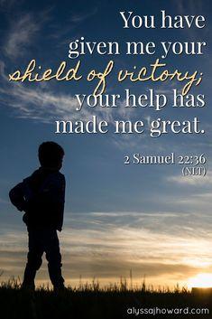 2 Samuel 22_36