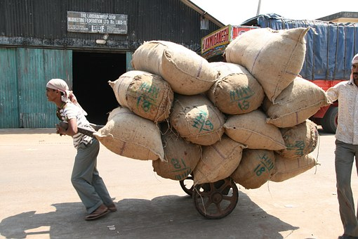 Carry heavy load