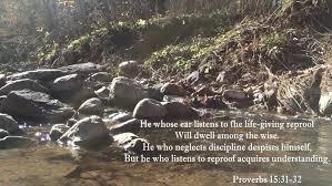 Proverbs 15_31-32