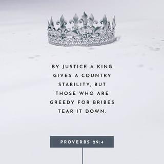 Proverbs 29_4