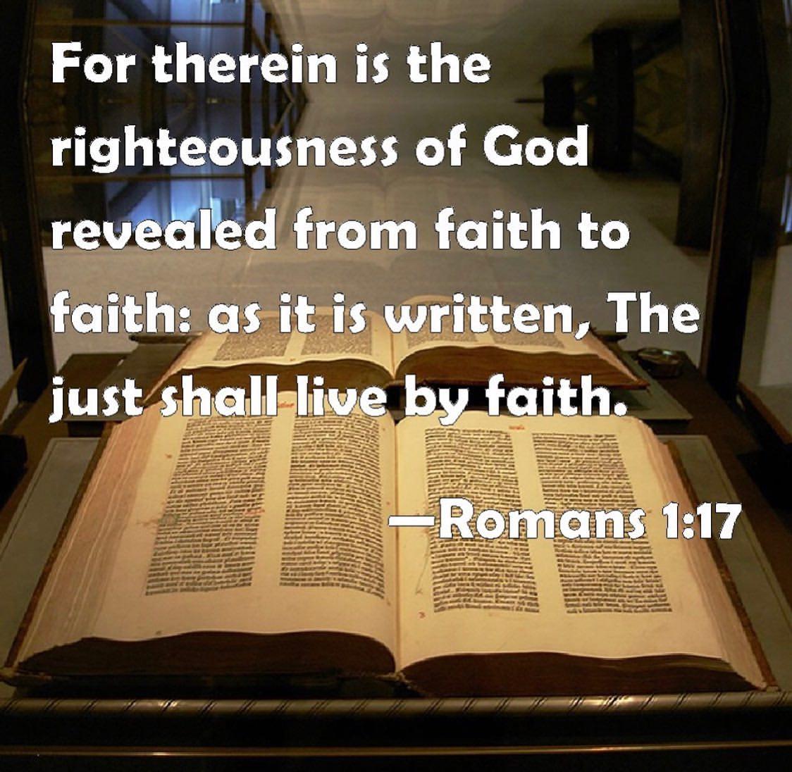 Romans 1_17