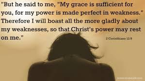 2 Corinthians 12+9
