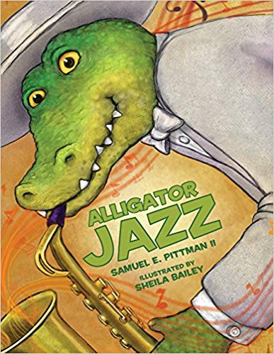 Alligator Jazz book