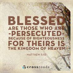 Matthew 5_10