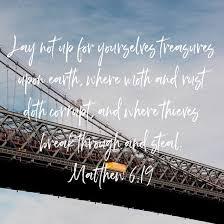 Matthew 6_19
