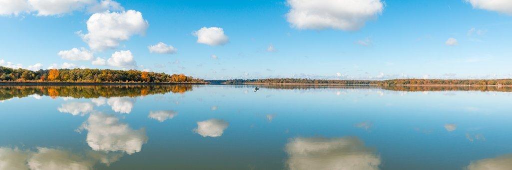 Mirroring Water