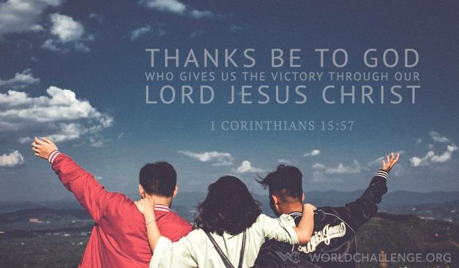 1 Corinthians 15-57