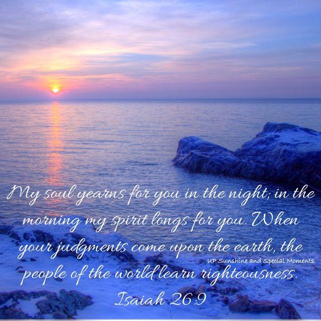 Isaiah 26-9