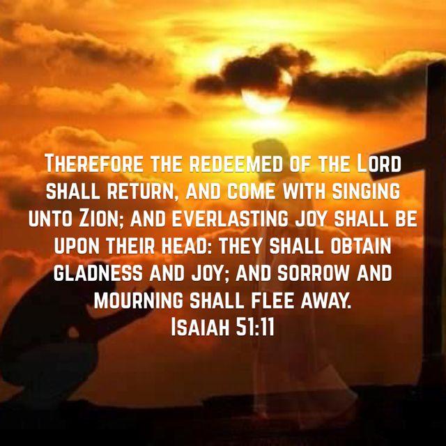 Isaiah 51_11