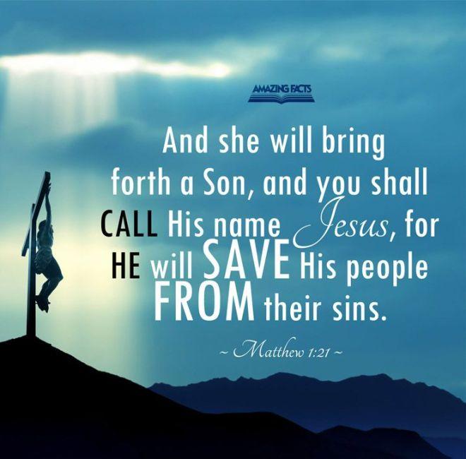 Matthew 1-21