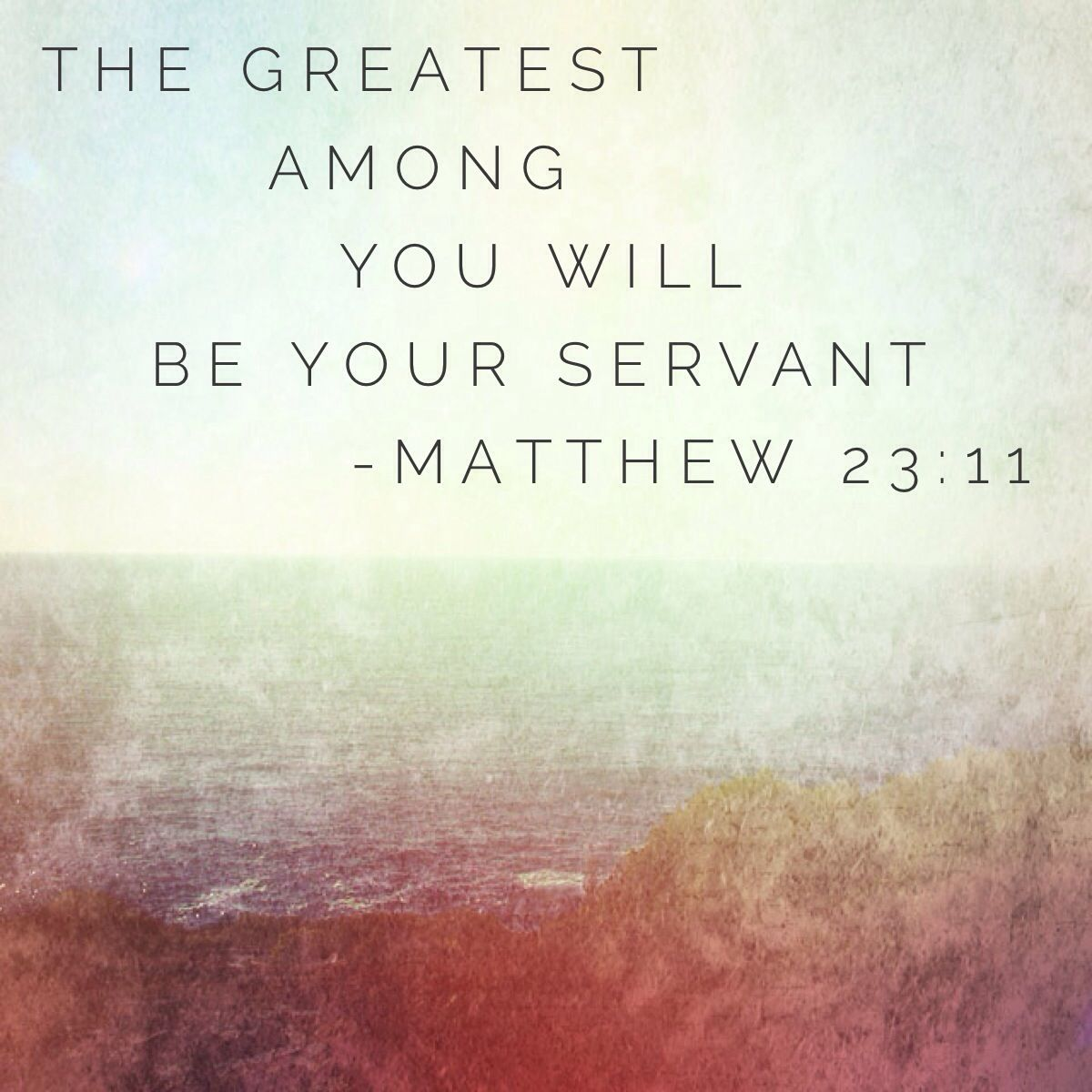 Matthew 23_11