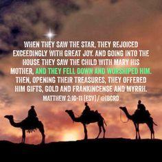 Matthew 2_10-11