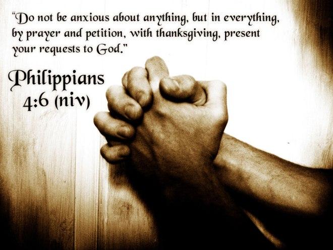 Philippians 4+6