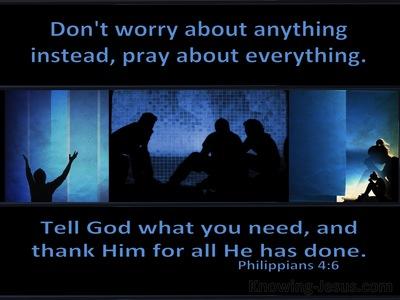 Philippians 4-+6