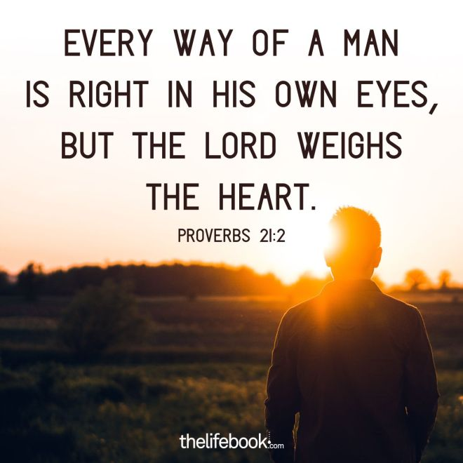 Proverbs 21-2