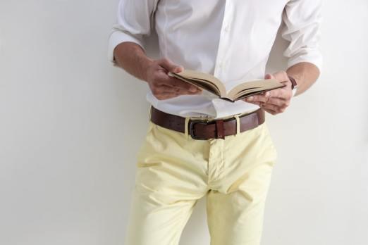 Belt on waist