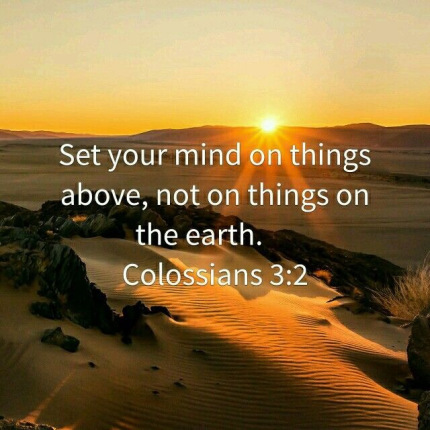 Colossians 3-2
