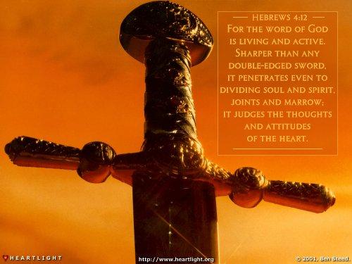 Hebrews 4-12