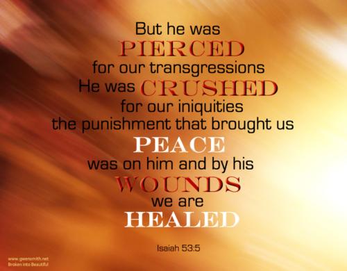 Isaiah 53_5