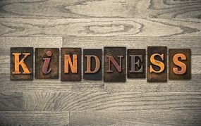 Kindness word