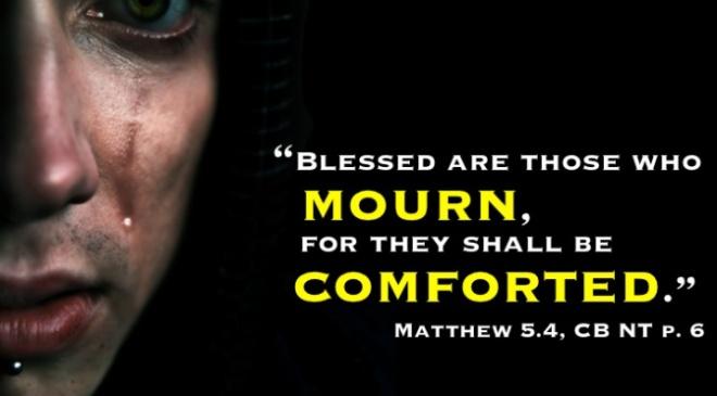 Matthew 5+4