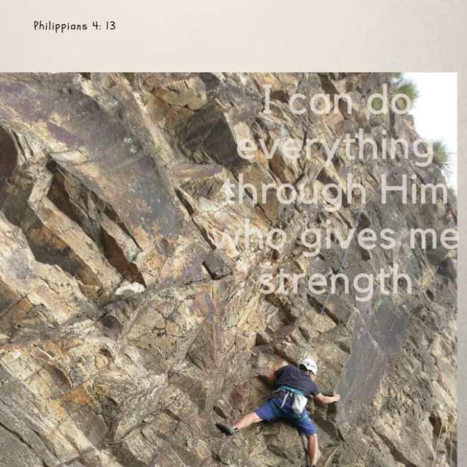 Philippians 4+13