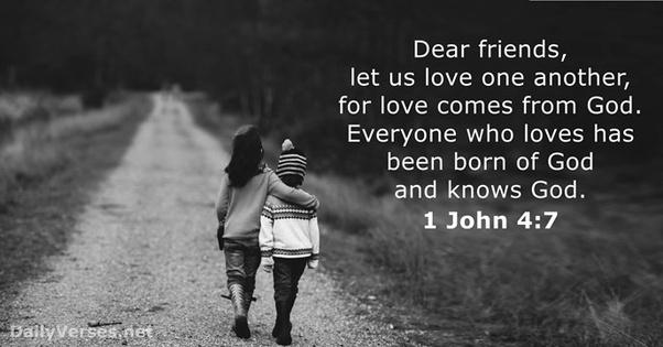1 John 4-7