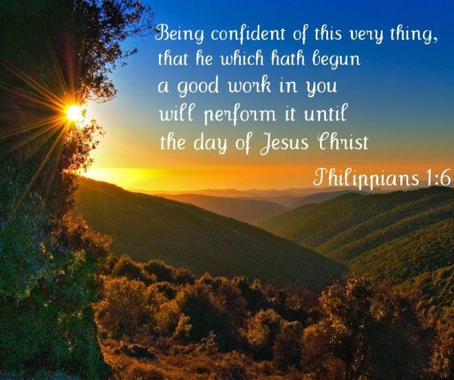 Philippians 1+6