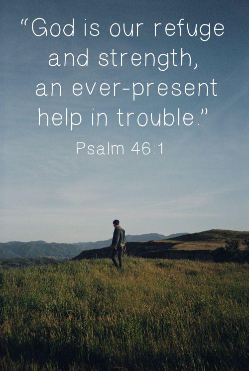 Psalm 46-1