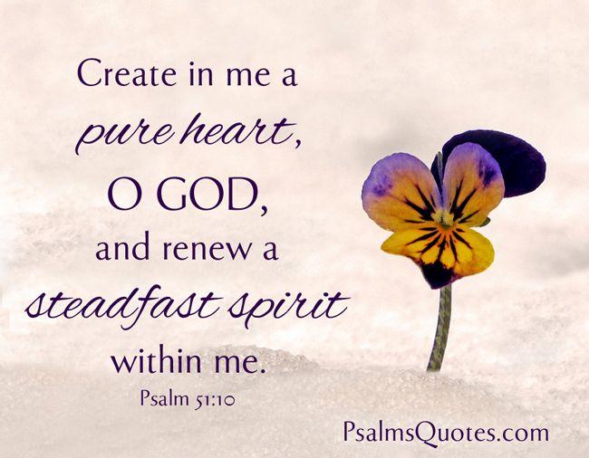 Psalm 51-10