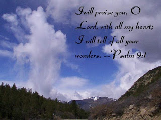 Psalm 9+1