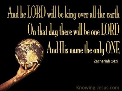 Zechariah 14_9
