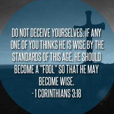 1 Corinthians 3_18