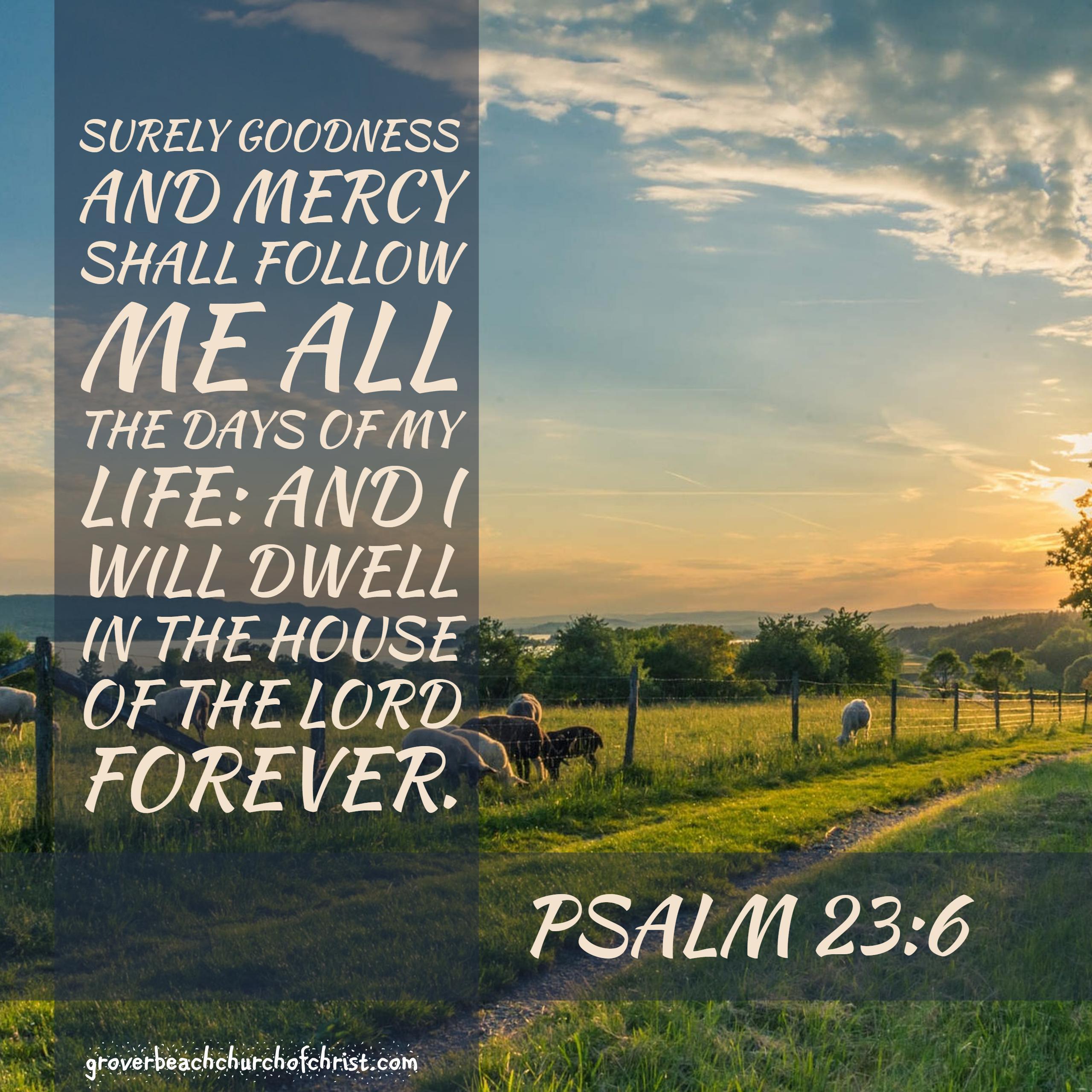 Psalm 23_6
