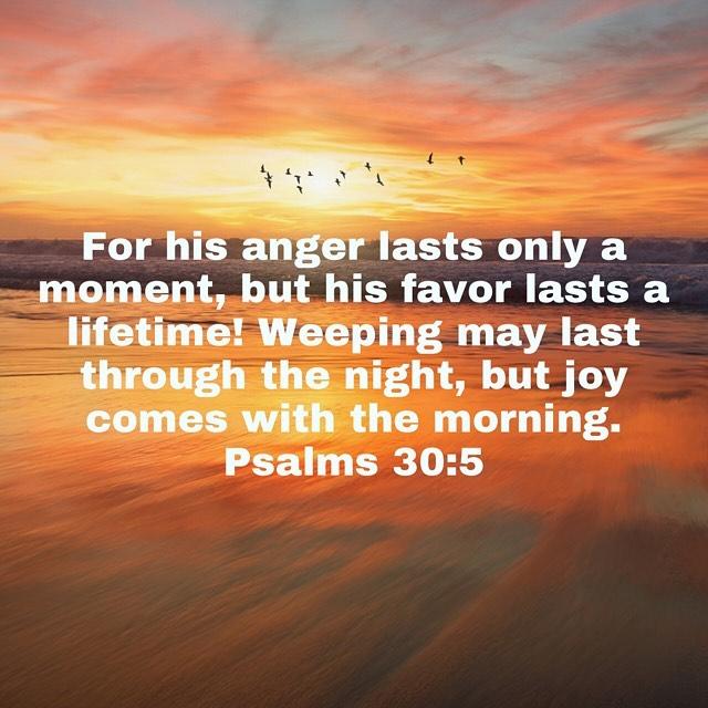 Psalm 30-5