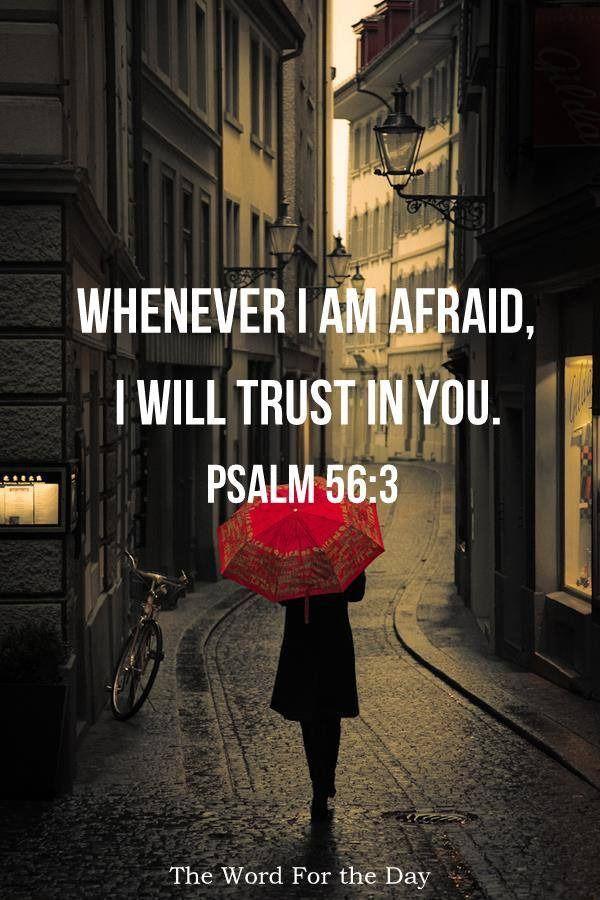 Psalm 56+3
