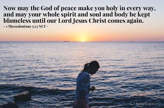1 Thessalonians 5_23