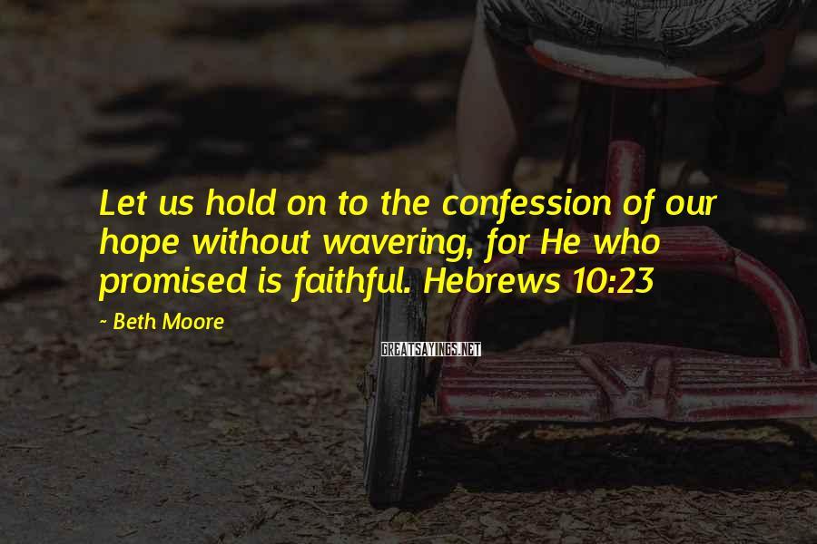 Hebrews 10+_23