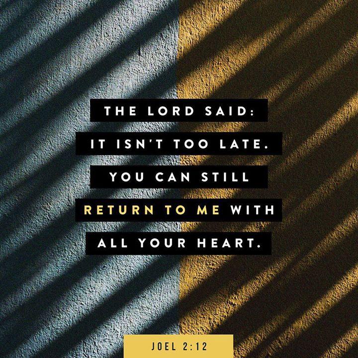 Joel 2-12